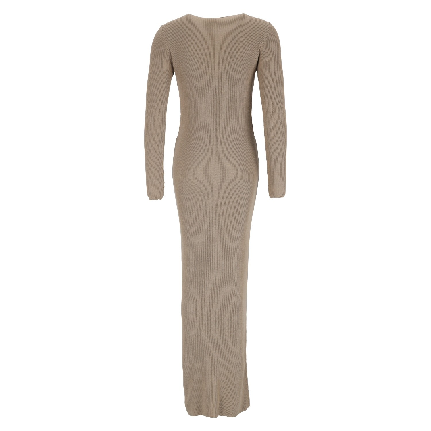Fine Knitted Maxi Dress